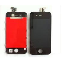 Pantalla Original Táctil+lcd+marco Para Iphone 4/4s Apple