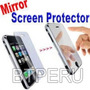Mica Lamina Protector Espejo Iphone 3g Ipod Touch Pantalla