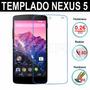 Mica Vidrio Templado Lg Nexus 5 Glass Contra Golpes Caidas
