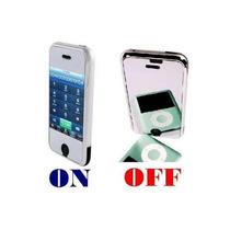 Mica De Pantalla Espejo Para Iphone 4 Samsung S3 S4 Mini S3