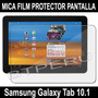 Mica Film Protector Pantalla Samsung Galaxy Tab 10.1 3g