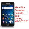 Mica Film Samsung Galaxy Wifi 5