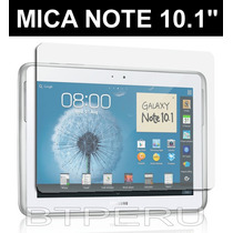 Mica Film Protector Pantalla Para Galaxy Note 10.1