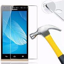 Protector Vidrio Templado Huawei Mate 7 Y550 G3 S5 S4 Z3 Etc