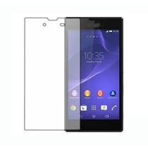 Sony Xperia T3 - Mica Cristalina Original - Tienda