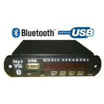 Adaptador Bluetooth Para Equipos De Sonido Y Amplificadores