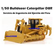 1/50 Cat Caterpillar Bulldozer Tractor Tanque Camión Barco