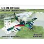 1/41 Avion Tucano 312 Tanque Auto Sukhoi Mirage Mi 24 Barco