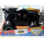 Mc Mad Car Monster Jam Batman Hot Wheels Batmobile 1/24