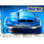 Mc Mad Car Vw Volkswagen Beetle Auto 1:60 Welly