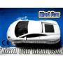 Mc Mad Car Lamborghini Gallardo Lp560-4 Auto 1:60 Welly