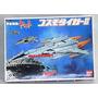 1/72 Nave Espacial Cosmo Tiger Ii Barco Tanque Yamato Mig