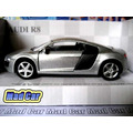 Mad Car Audi R8 Auto 1/36 Kinsmart Coleccion Diecast