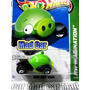 Mc Mad Car Angry Birds 2012 Minion Pig Hot Wheels Auto 1:64
