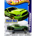Mc Mad Car 10 Ford Shelby Gt500 Supersnake Hot Wheels Auto