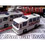 Mc Mad Car Minibus De Coleccion Majorette Metal Bus 1:64