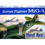 Mc Mad Car Maqueta Soviet Fighter Mig-3 Avion 1:72