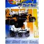 Mc Mad Car Mars Rover Curiosity Hot Wheels Auto 1:64 Space