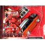 Mc Mad Car Dodge Magnum R/t 2006 Roborods Transformers Auto