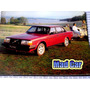 Mc Mad Car Antiguo Poster Volvo Auto Camion 50 X 40