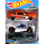 Mc Mad Car Pack 3 Auto Hot Wheels Shelby Gt500 Ford Hw 1/64