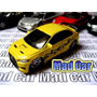 Mc Mad Car Mitsubishi Lancer Evolution Maisto Auto 1/64