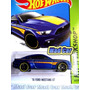 Mc Mad Car Hot Wheels 15 Ford Mustang Gt Auto 1/64 2015