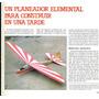 Librito De 10 Pag. Full Color Para Aprender Aeromodelismo