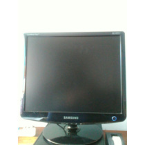 Monitores 732n Syncmaster Lcd Sansumg 15