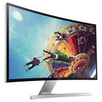 Monitor Samsung Ls27d590cs 27´ Curved Led Vga/hdmi/dp