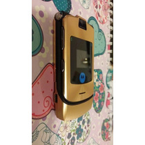 Pedido: Motorola V3i D&g Libre De Fabrica Camara 1.3mpx