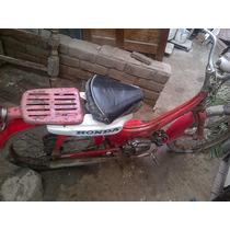 Motocicleta Honda Original Para Coleccionistas,.