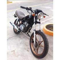 Yamaha Virago 135 Negra