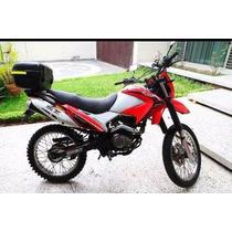 Vendo Motor Y Chasis De Moto Enduro Shineray 200cc