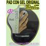 Pad Mouse Con Gel Original Klip Xtreme Colores: Negro Y Gris