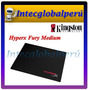 Mousepad Gamer Kingston Hyperx Fury Medium 36cm X 30cm