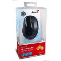 Mouse Genius Traveler Nx-6510 Tattoo Wireless Optical