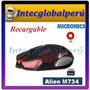 Mouse Gamer Inalámbrico Micronics Alien M734 Recargable