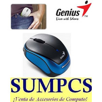 Mouse Genius C/bateria Recargable Micro Traveler 9000r Blue