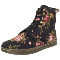 Calzado Mujer Sneackers Flowers Dr. Martens 100% Original