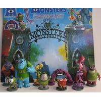 Muñequitos De Jebe Monster University