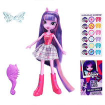 Muñecas My Little Pony Equestria Girls Twilight Sparkle Niña