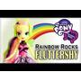 Equestria Girls Rainbow Rocks Fluttershy