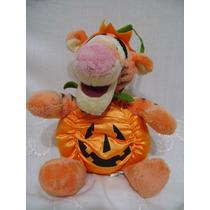Tiger Halloween Disfraz Calabaza Winnie Pooh Disney Peluche
