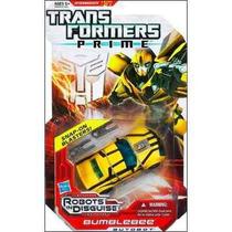 Transformers Prime Deluxe Bumblebee Autobot Hasbro