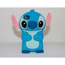 Stitch Case/funda Silicona 3d Iphone 4 - 4s