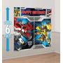 Transformers - Decoración Para Fiesta Infantil