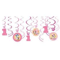 Baby Minnie - Colgantes Para Decoración Fiesta Infantil