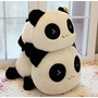 Peluche - Almohada Antialergico Oso Panda.