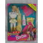 Barbie Hollywood Hair Deluxe Play Mas 3 Set